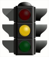 traffic-light-yellow
