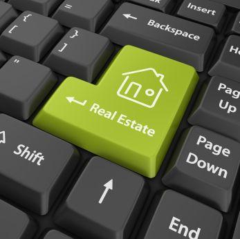 real-estate-key-on-keyboard
